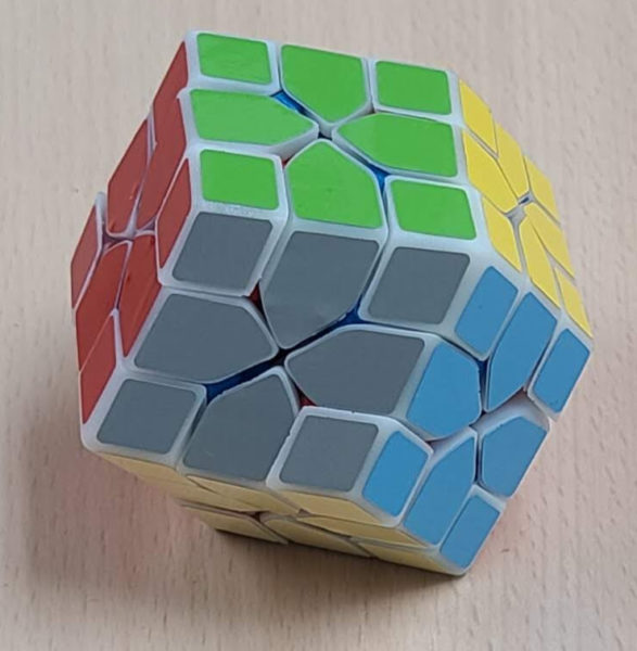 Redi Rhombic dodecahedron Cube