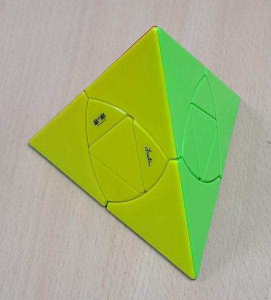 奇藝金粽魔方Duomo Cube