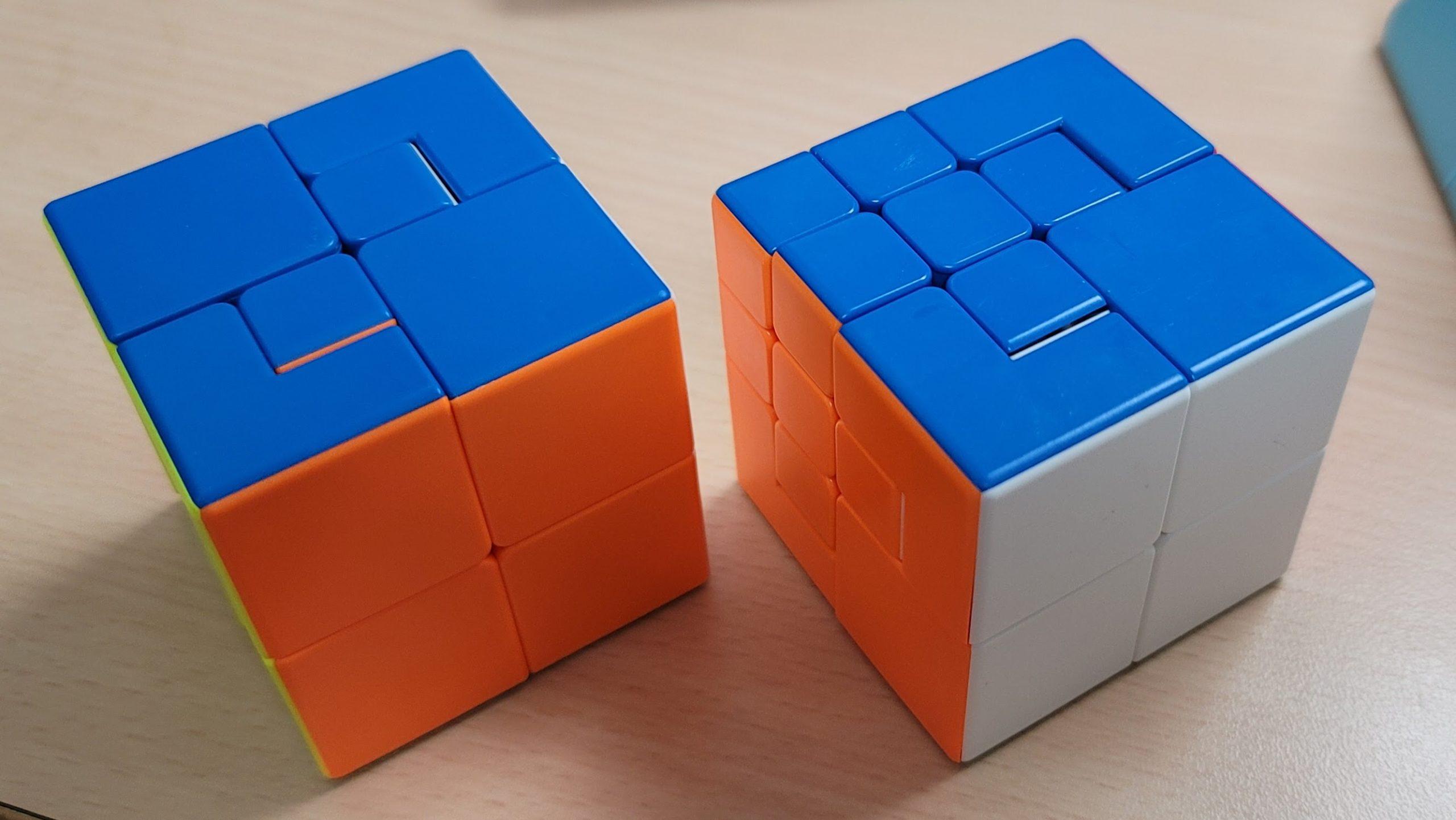 魔域傀儡魔方(Puppet Cube I & II) 1號2號